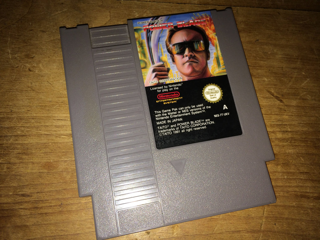 Power Blade (NES)