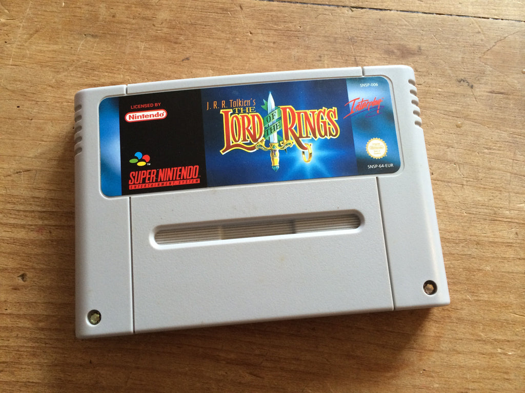 The Lord of the Rings (SNES)