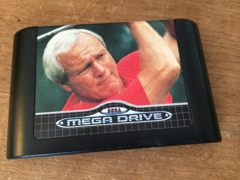 Arnold Palmer Tournament Golf (Mega Drive)