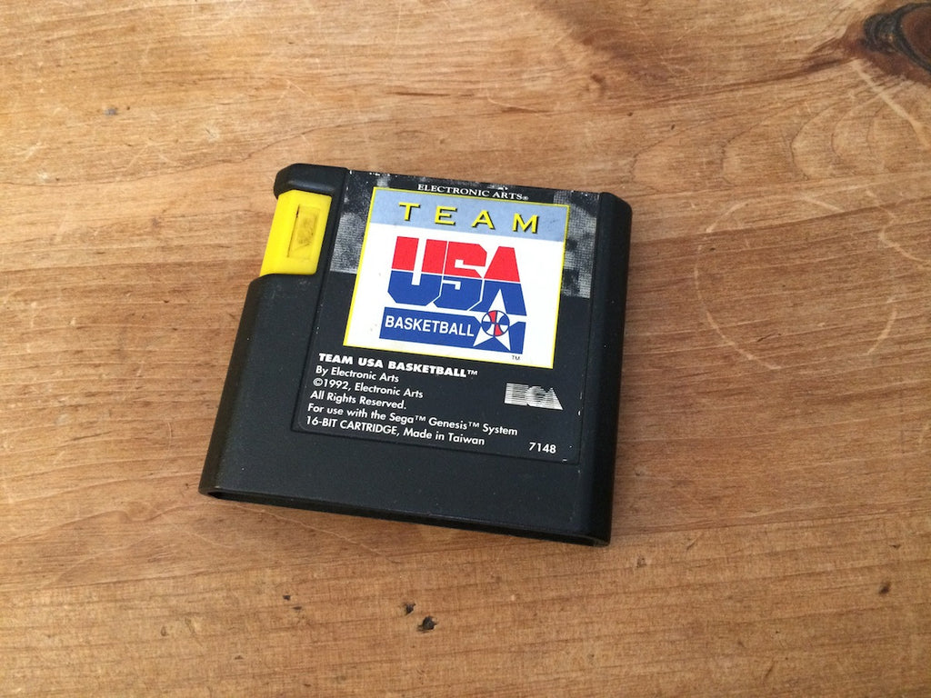 Team USA Basketball (Mega Drive)
