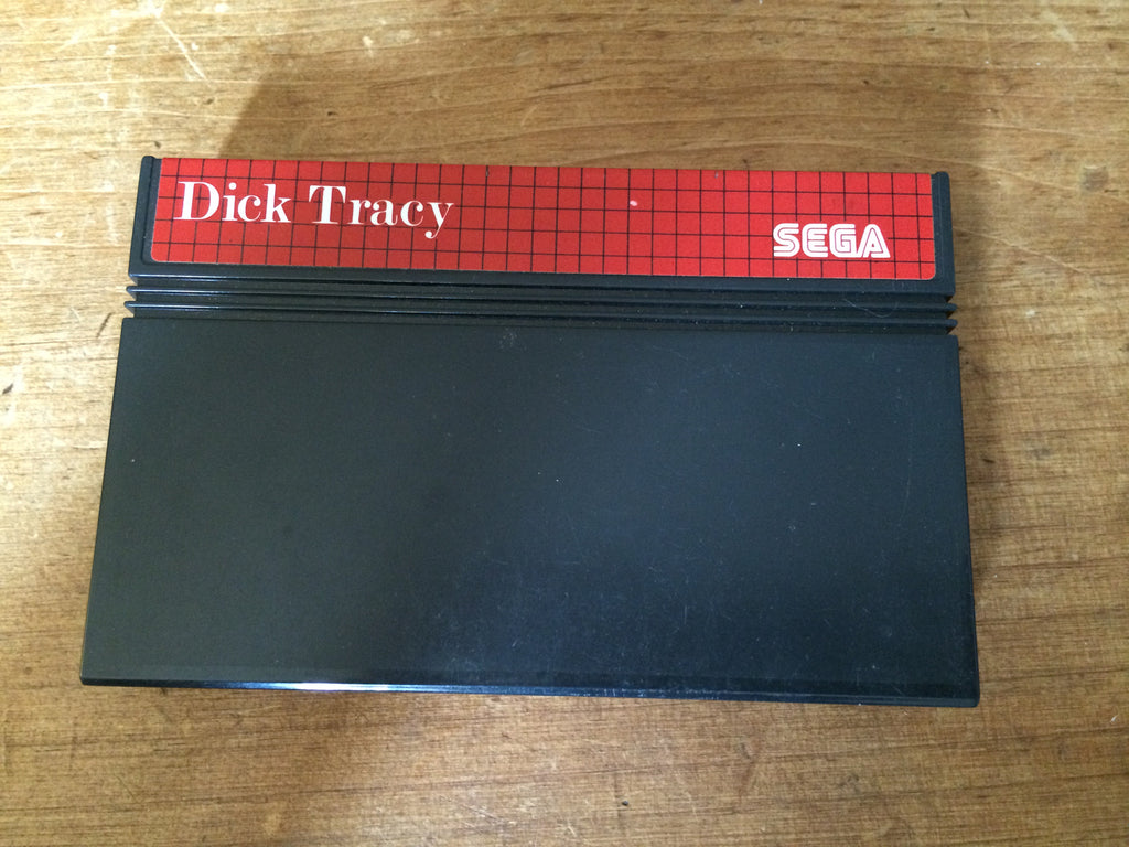 Dick Tracy (Master System)