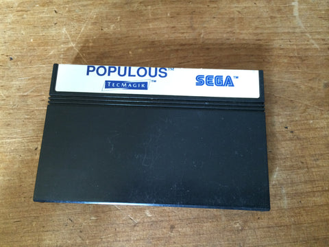 Populous (Master System)