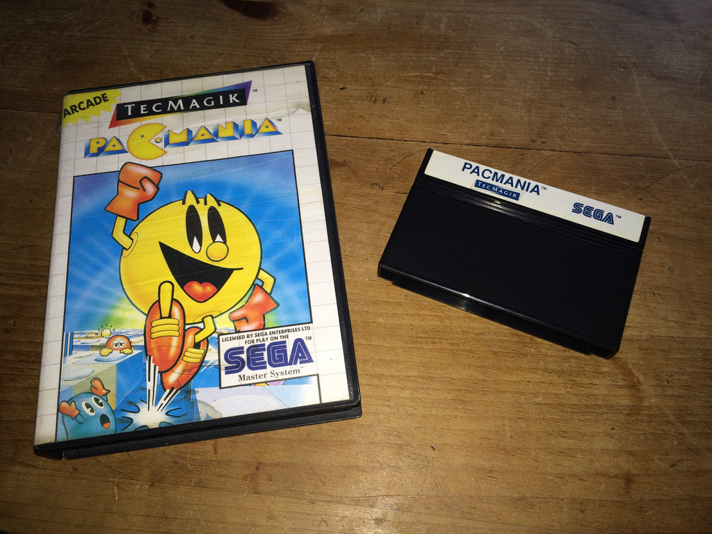 Pacmania (Master System)