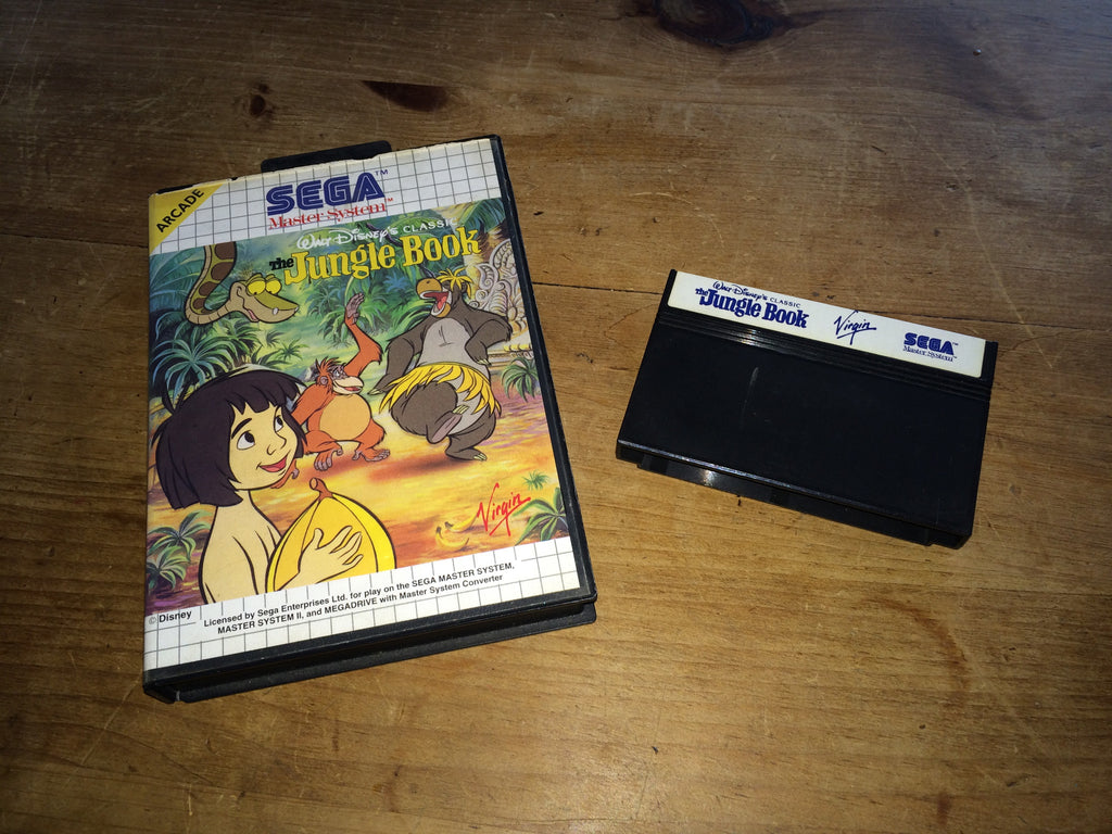 Jungle Book (Master System)