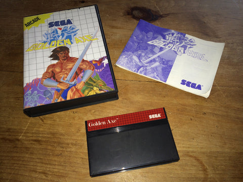 Golden Axe (Master System)