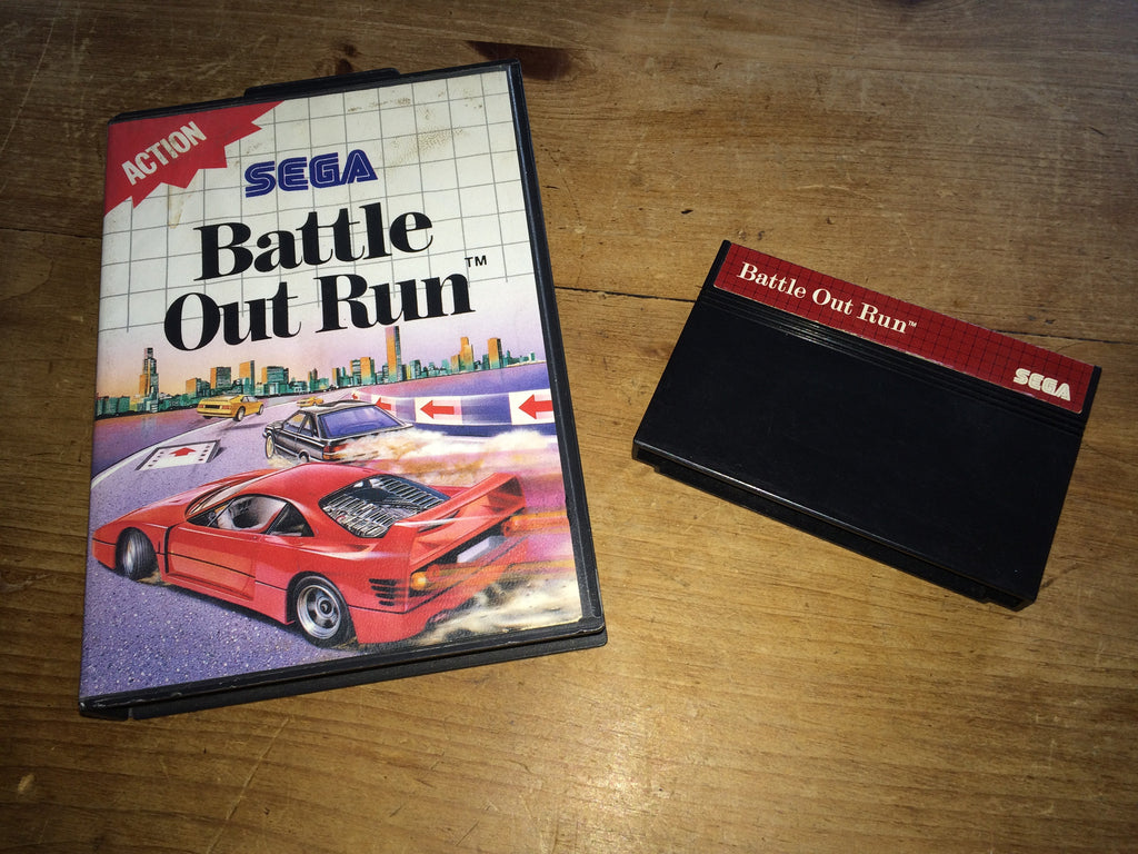 Battle Out Run (Master System)