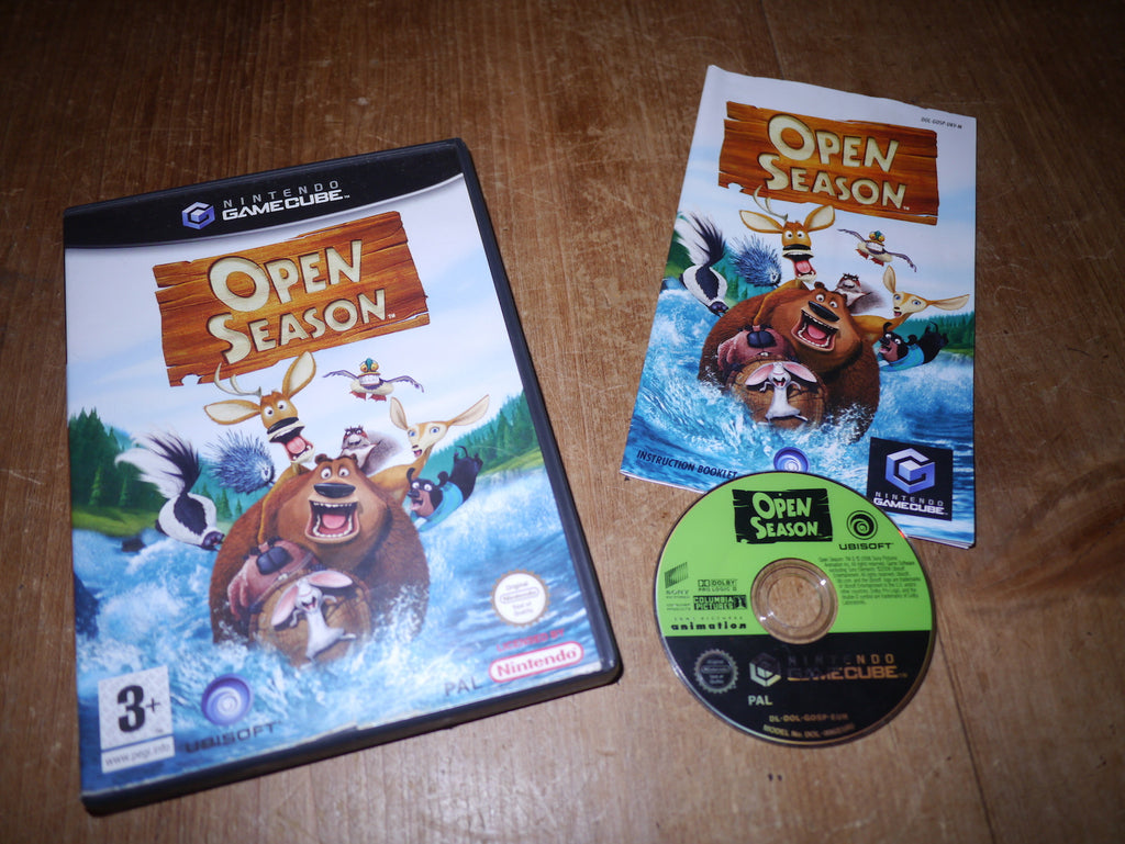 Open Season (GameCube)
