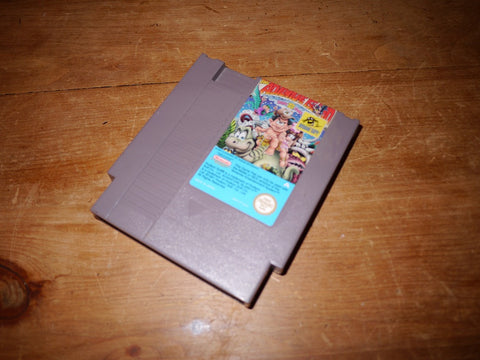 Adventure Island Part II (NES)