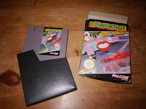 Crackout / Crack out (NES)