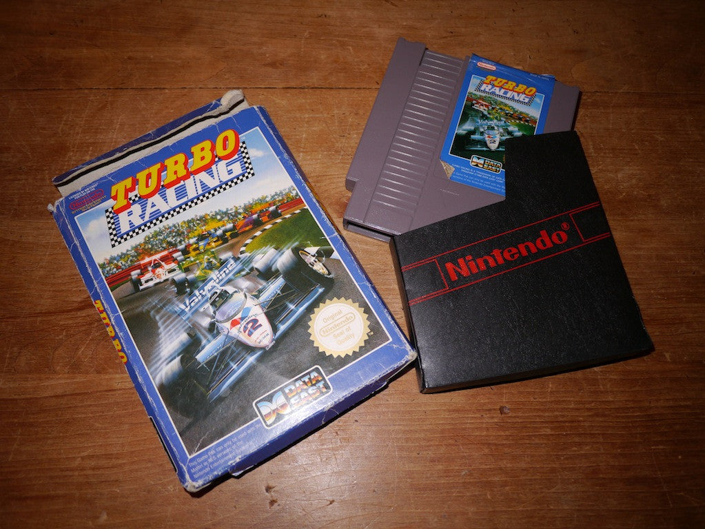 Turbo Racing (NES)