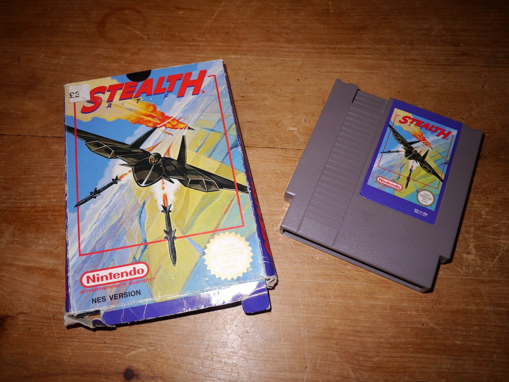 Stealth A.T.F (NES)