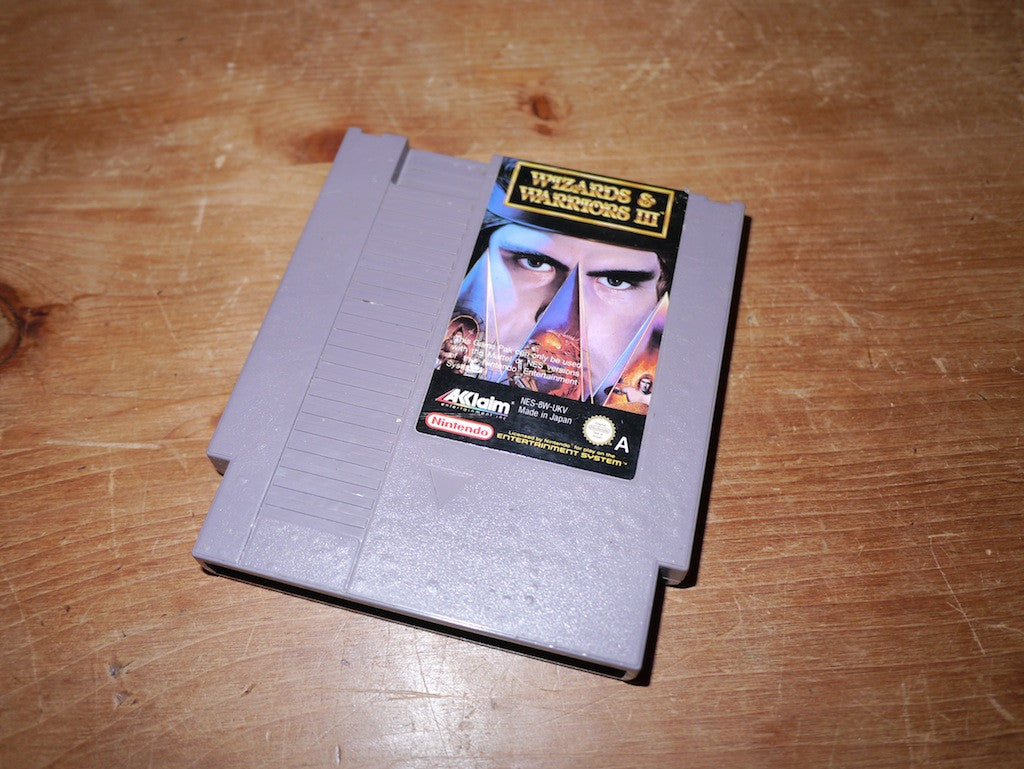 Wizards & Warriors 3 (NES)
