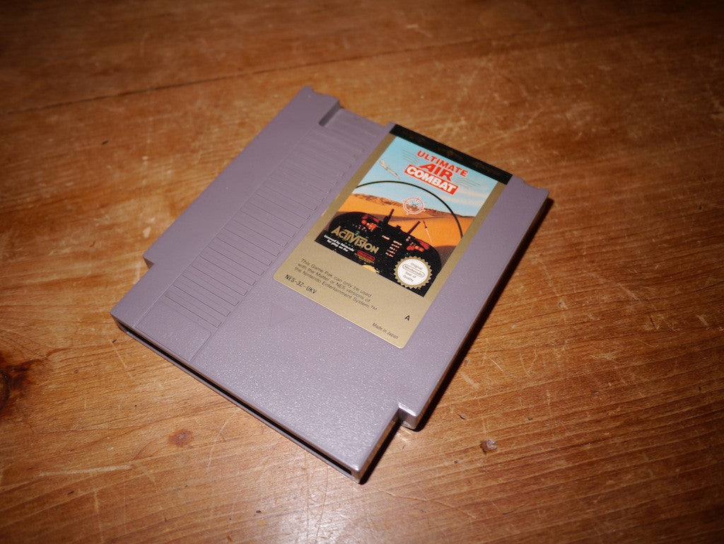 Ultimate Air Combat (NES)