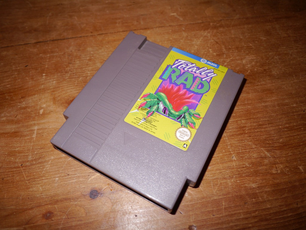 Totally Rad (NES)