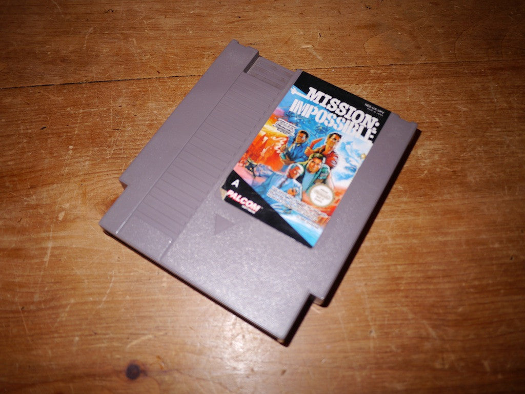 Mission: Impossible (NES)