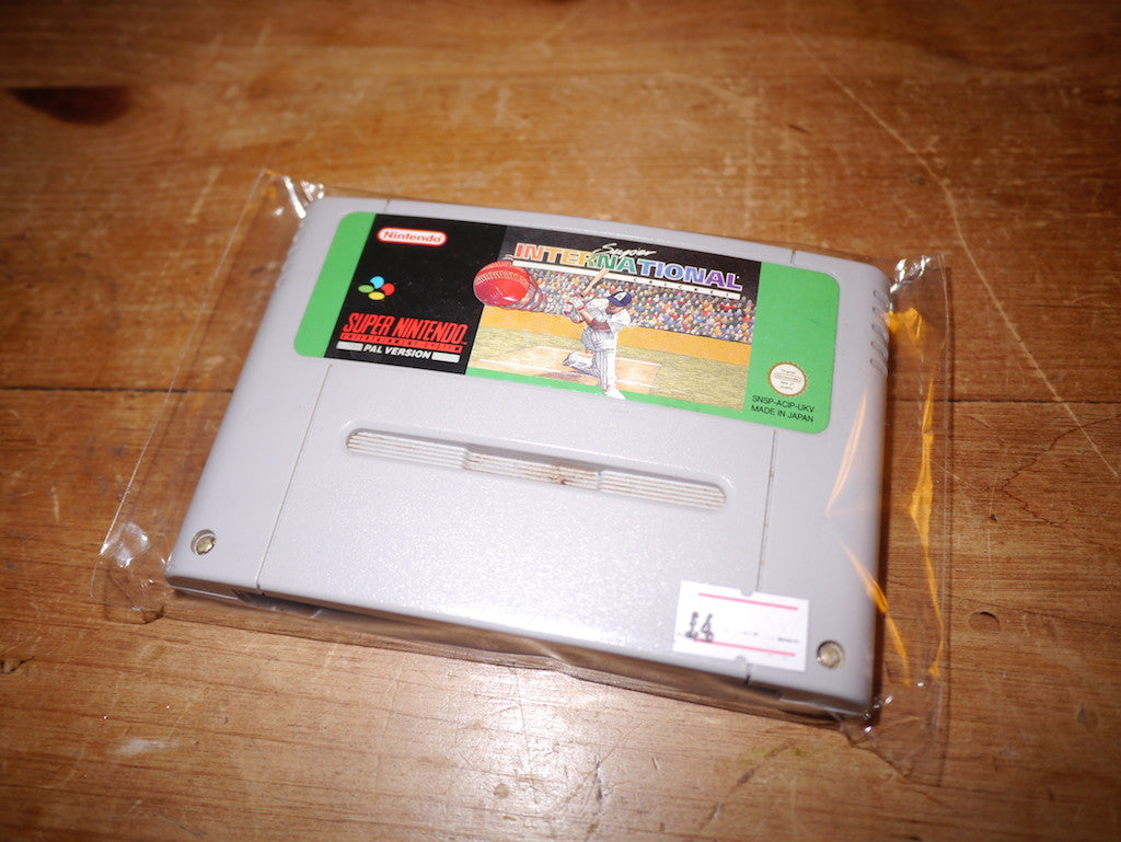 Super International Cricket (SNES)