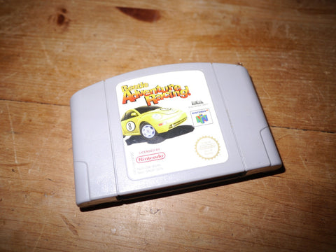 Beetle Adventure Racing (N64)