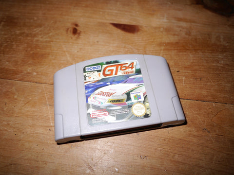 GT 64: Championship Edition (N64)