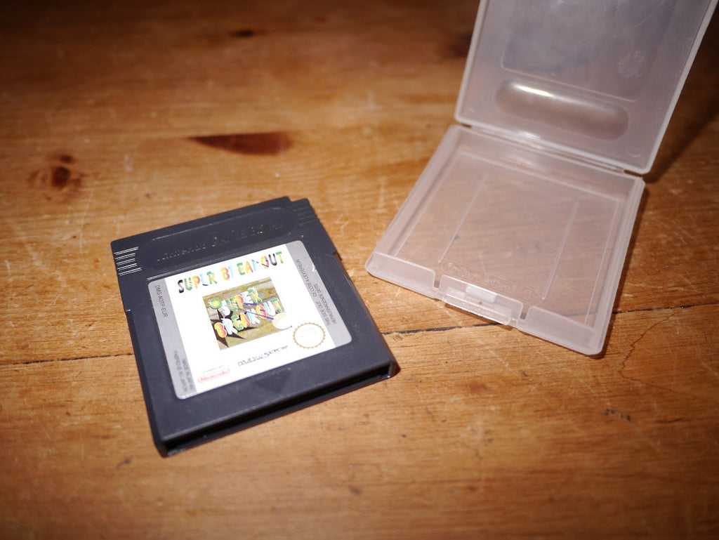 Super Breakout (Game Boy)