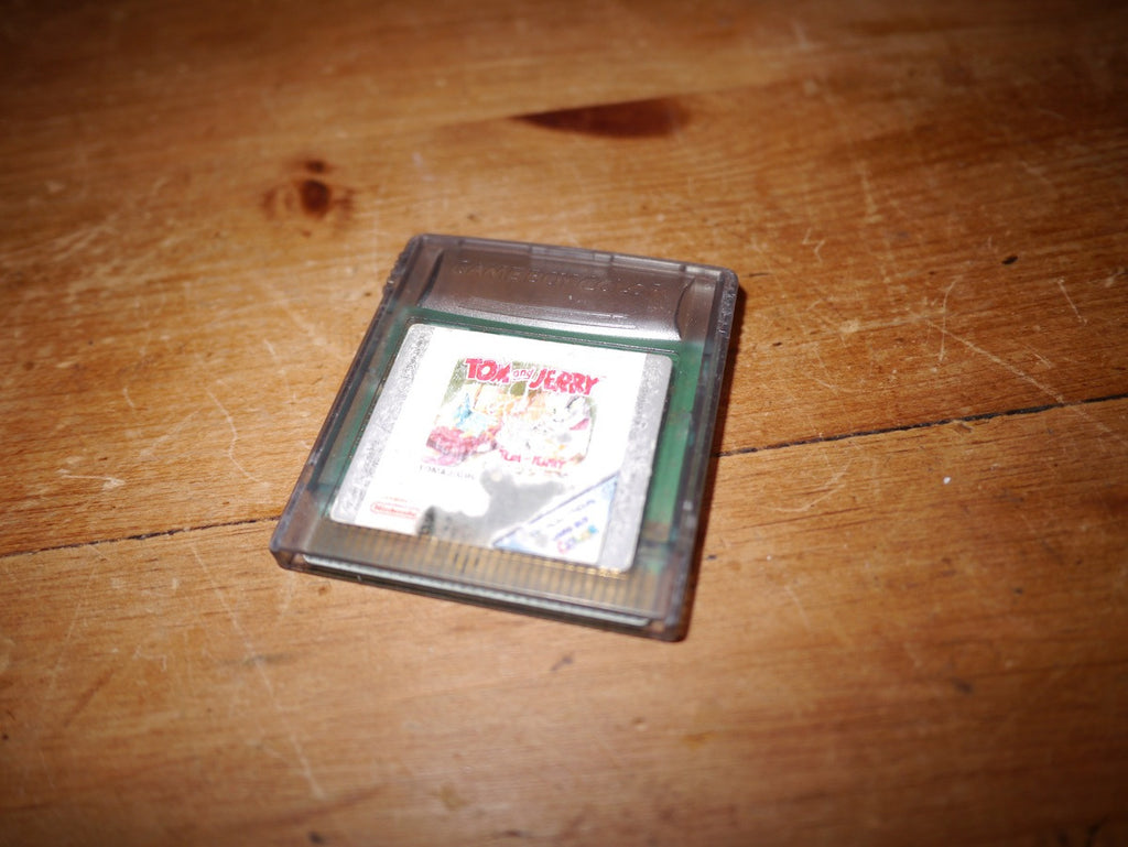 Tom and Jerry (Game Boy Color)