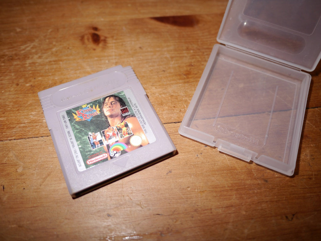 WWE King of the Ring (Game Boy)