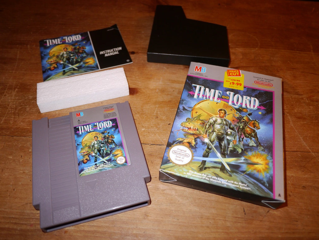 Time Lord (NES)