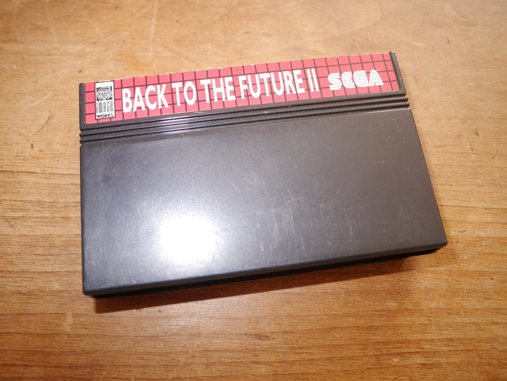 Back To The Future II (2) (Master System)