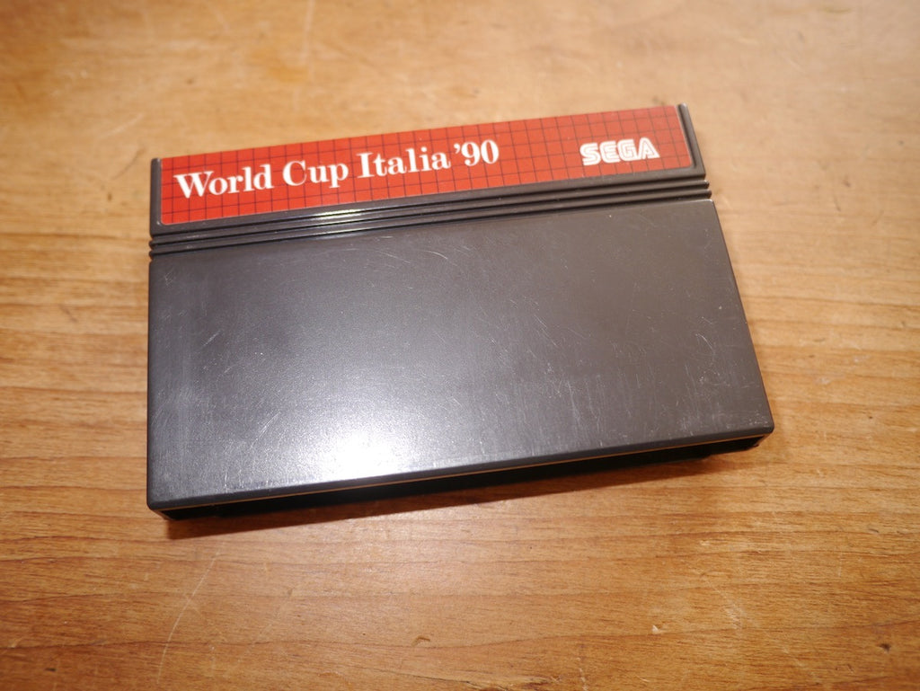 World Cup Italia '90 (Master System)