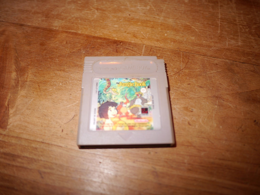 Jungle Book (Game Boy)