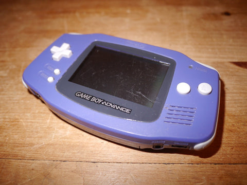 Nintendo Game Boy Advance (Purple)