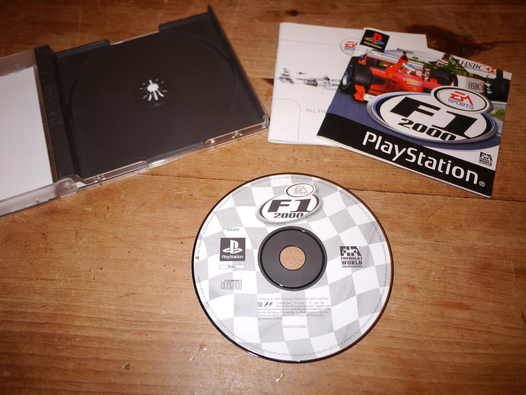 F1 2000 (Playstation)