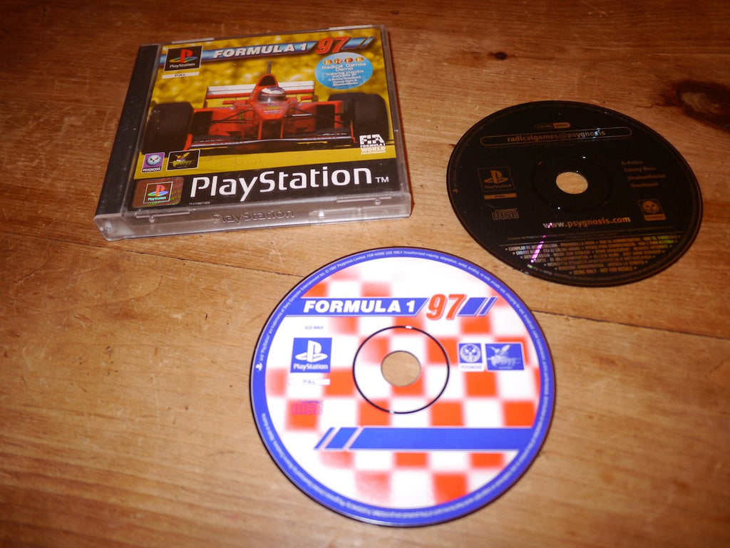 Formula 1 97 (Playstation)