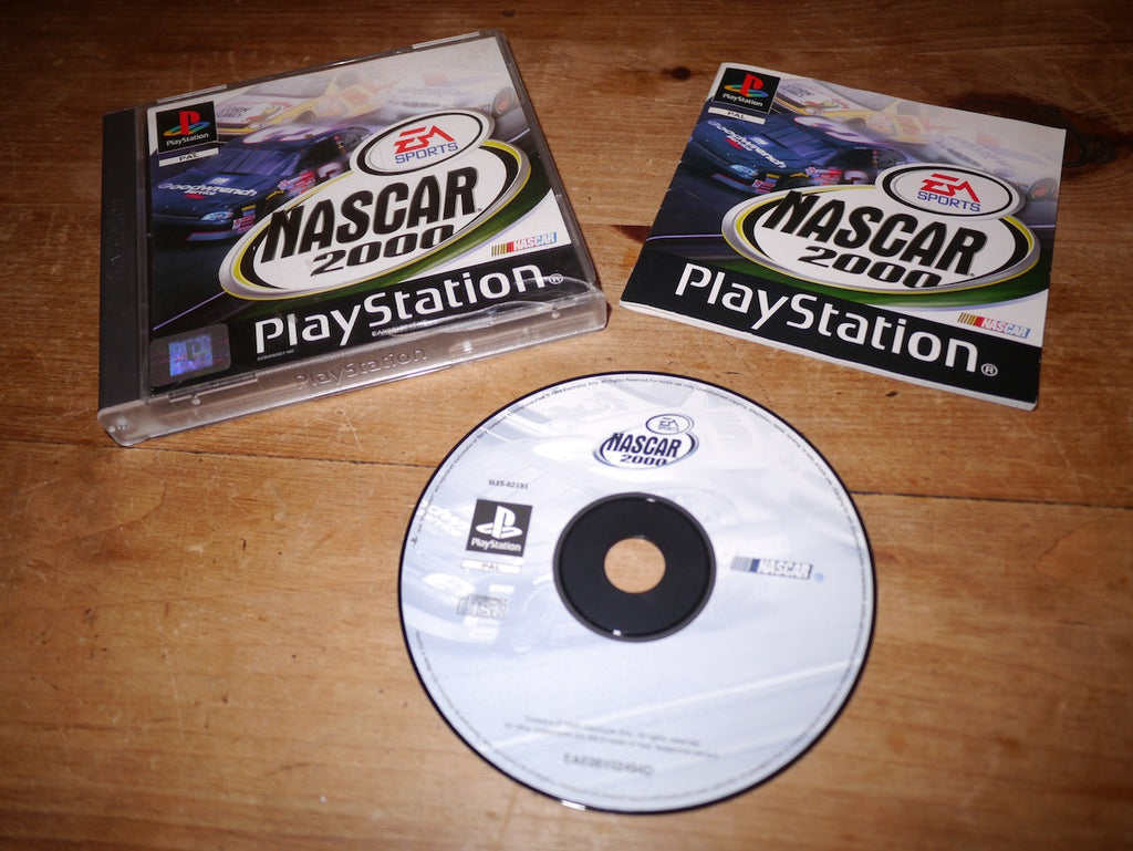Nascar 2000 (Playstation)