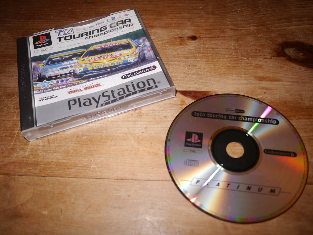 Toca Touring Car Championship Platinum (Playstation)