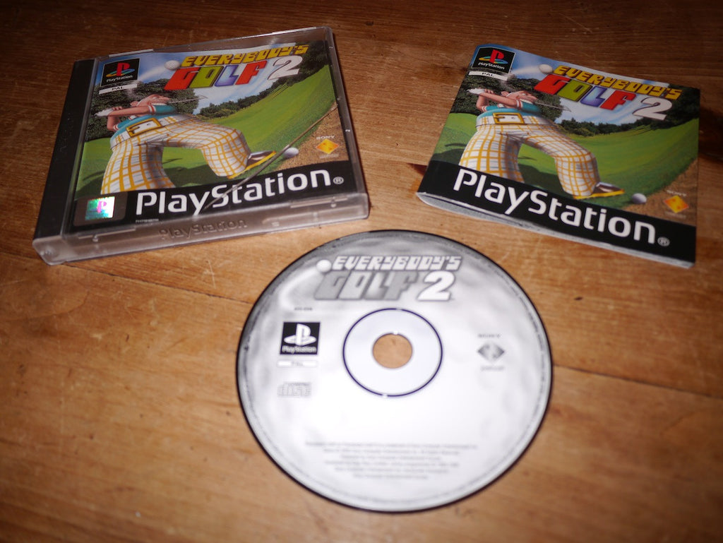 Everybody's Golf 2 (Playstation)