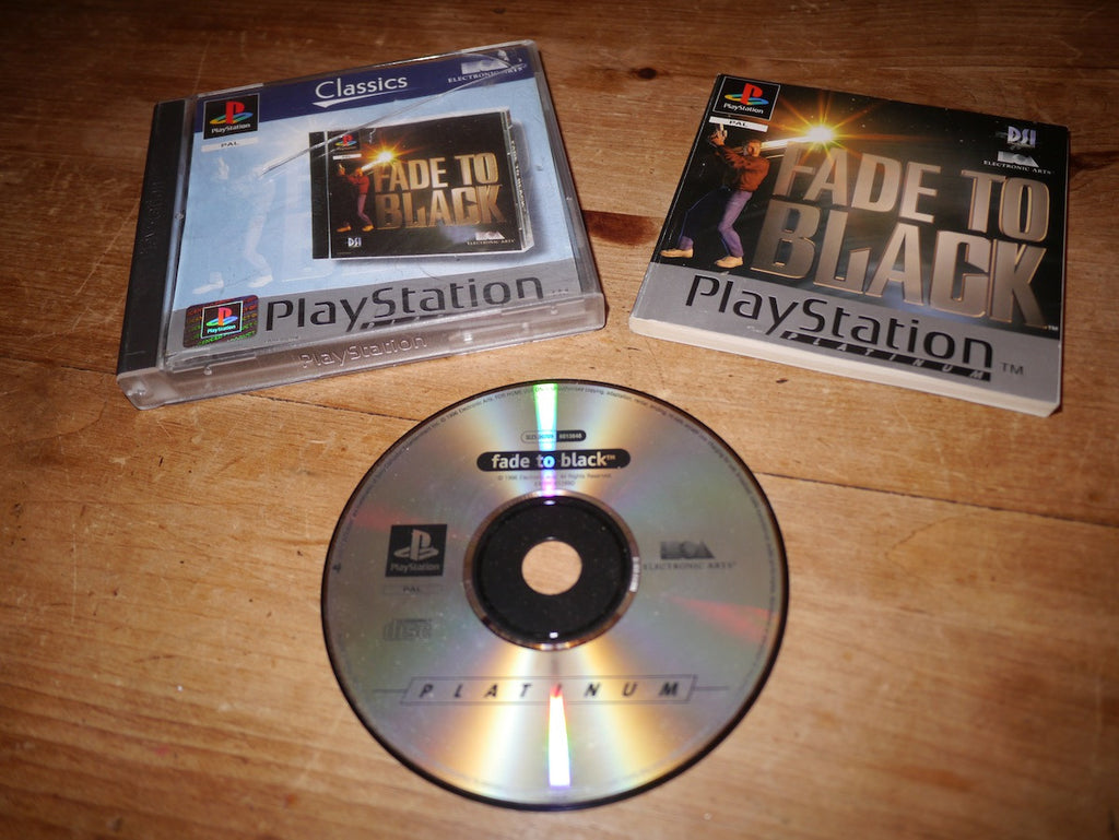 Fade to Black (Classics) (Playstation)