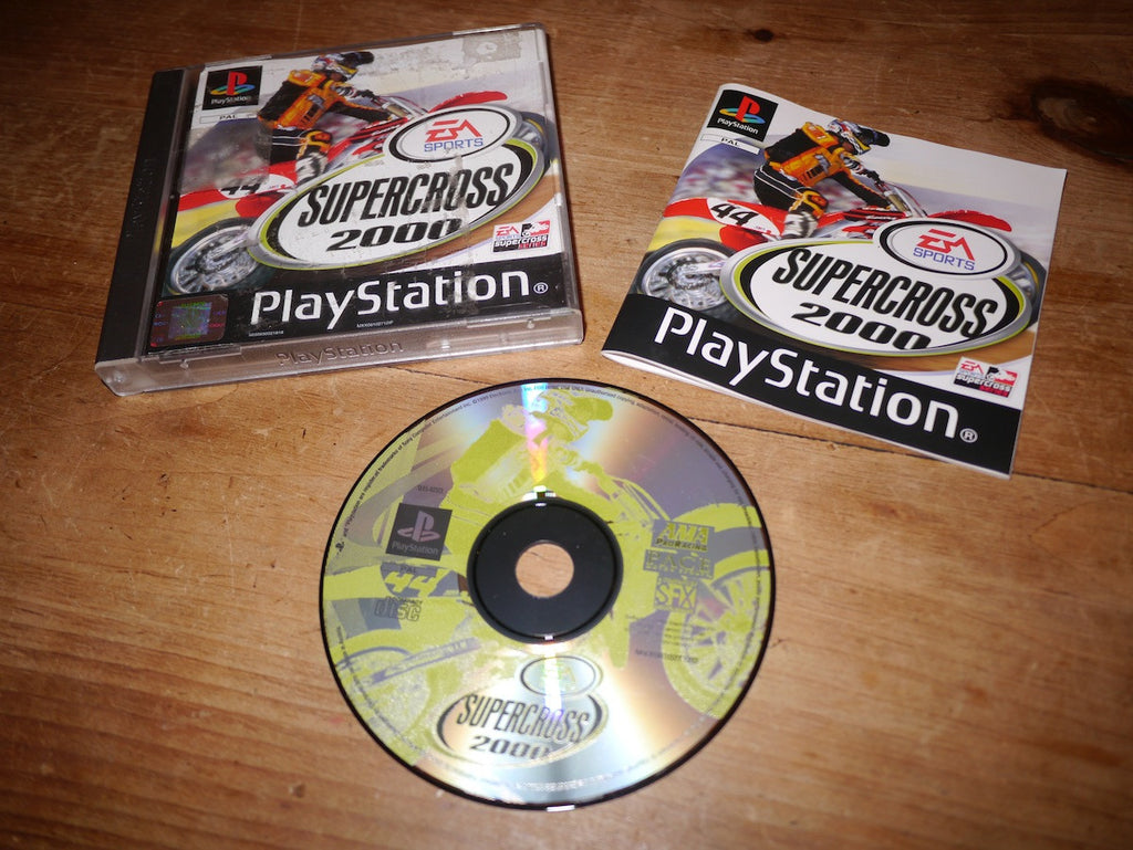 Supercross 2000 (Playstation)