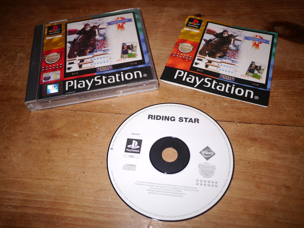 Riding Star (Playstation)