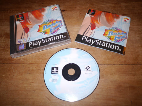 Dancing Stage Euromix (Playstation)