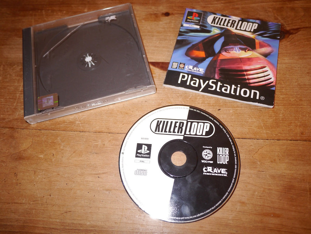 Killer Loop (Playstation)
