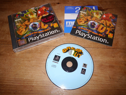 Break Out (Playstation)
