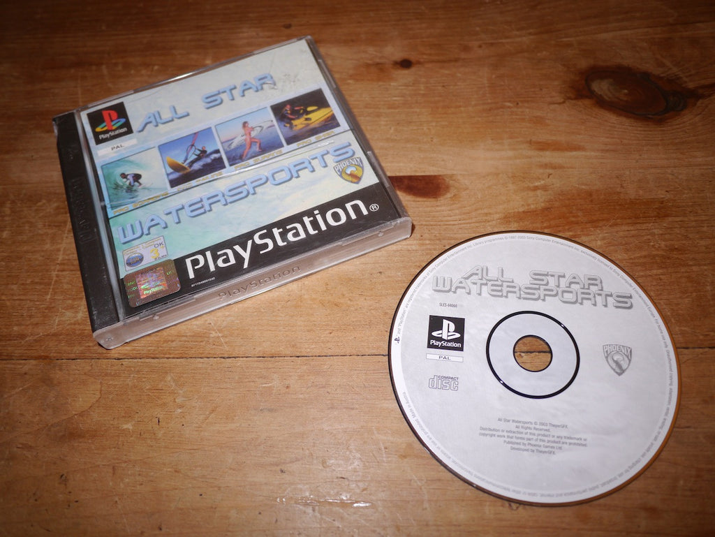 All Star Watersports (Playstation)