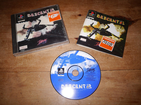 Descent 2 (Playstation)