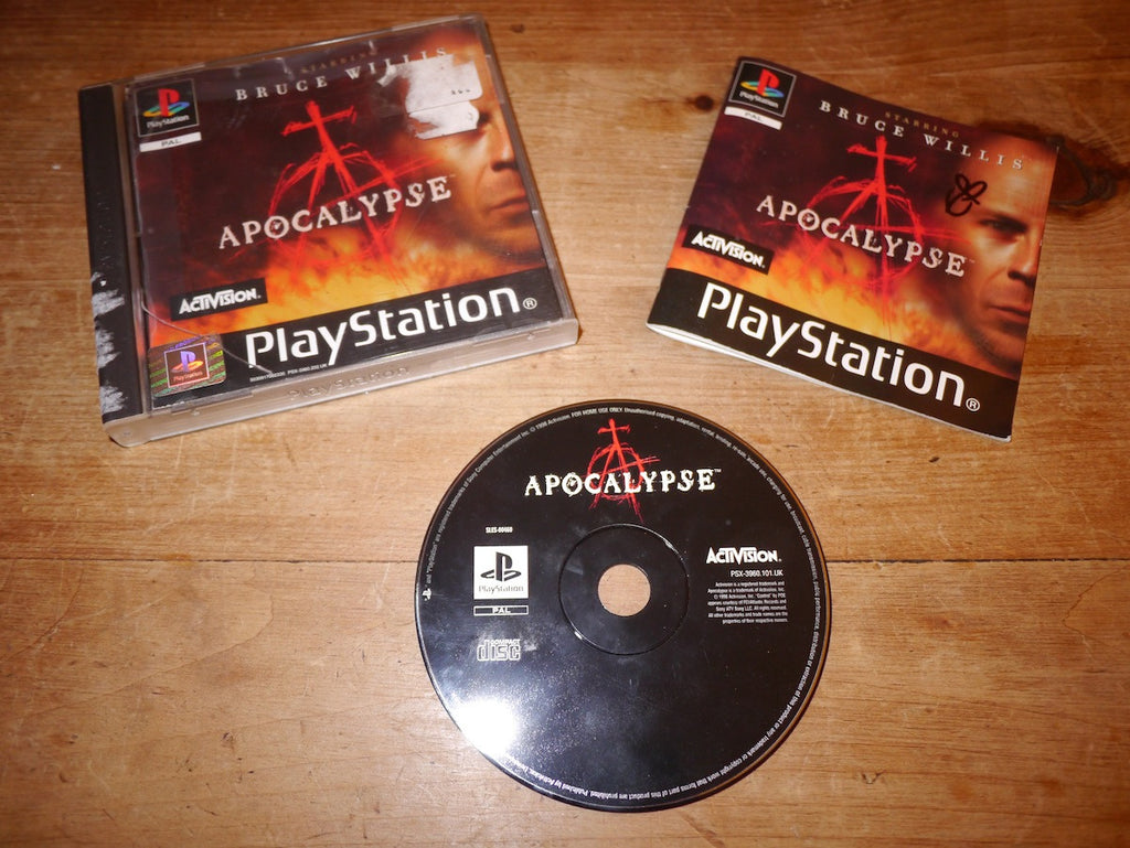 Apocolypse (Playstation)