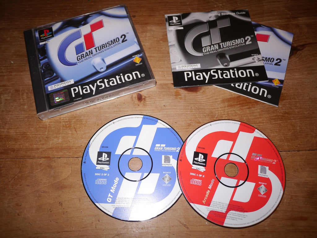 Gran Turismo 2 (Two Disc) (Playstation)