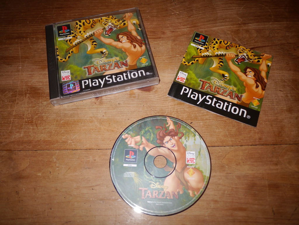 Disney's Tarzan (Playstation)