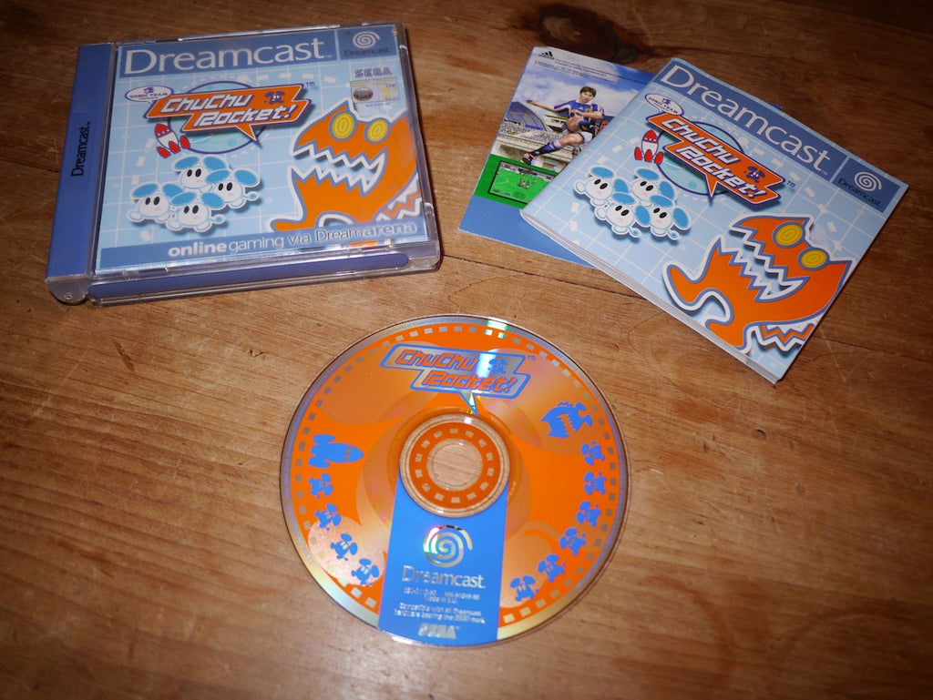 ChuChu Rocket! (Dreamcast)