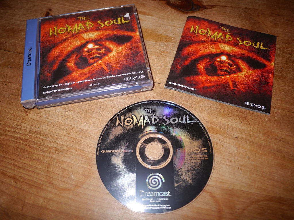 The Nomad Soul (Dreamcast)