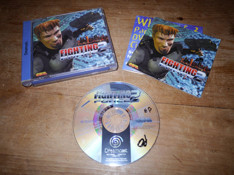 Fighting Force 2 (Dreamcast)