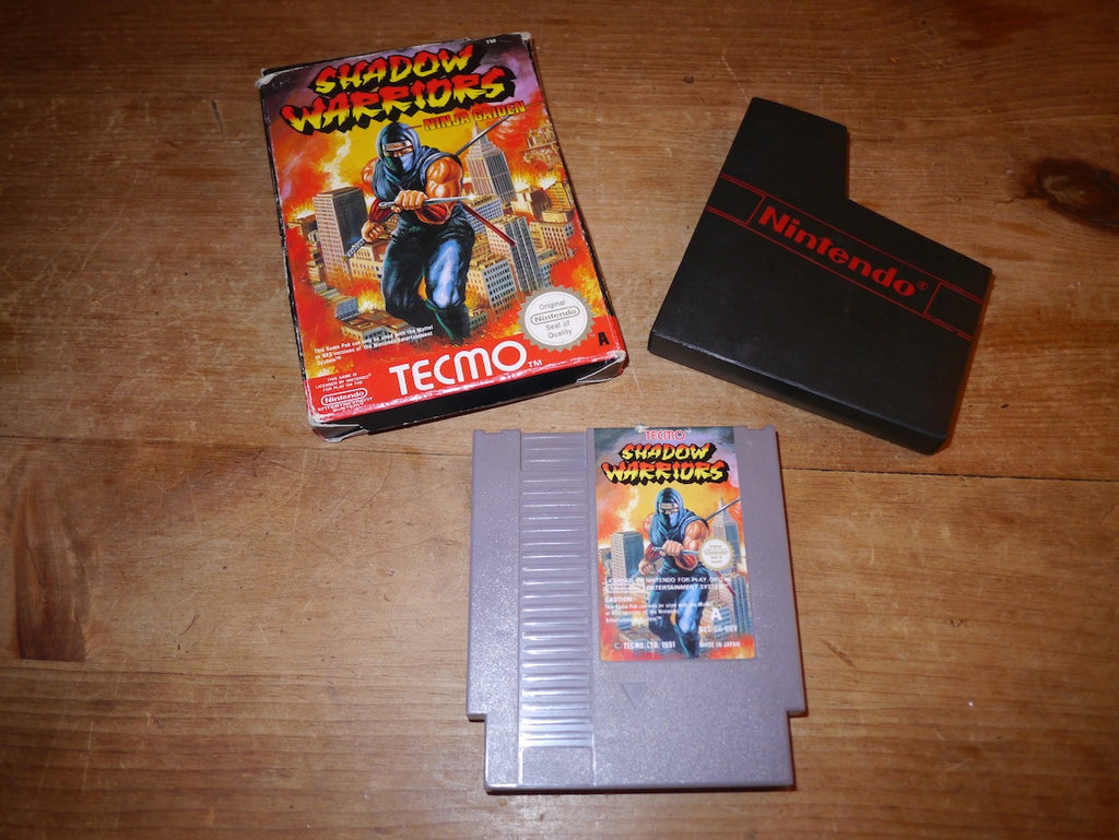 Shadow Warriors: Ninja Gaiden (NES)